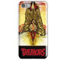 Fight Worm ---Tremors Iphone Case iPhone Case/Skin