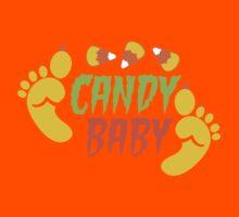 CANDY baby Halloween tote bag Kids Tee