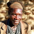 The man from Kunene by Antionette