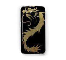 GOLD DRAGON Samsung Case Samsung Galaxy Case/Skin