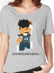 DerrickAviles.com Official Tee Women's Relaxed Fit T-Shirt
