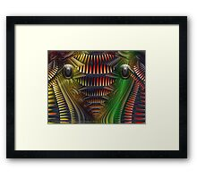Ruler of the Dark Framed Print