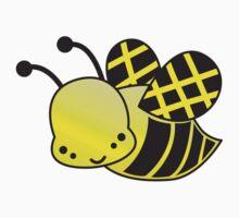Cute Honey bee One Piece - Short Sleeve