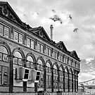 The Old Union Electric Powerhouse by James Kyle