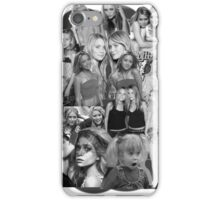 Olsen Twins Collage iPhone Case/Skin