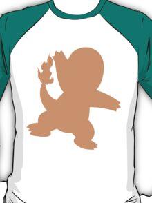 charmander shadow T-Shirt