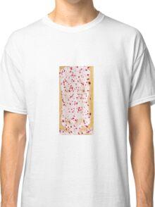 INSPIRED POP TART RED SPRINKLES DESIGN Classic T-Shirt