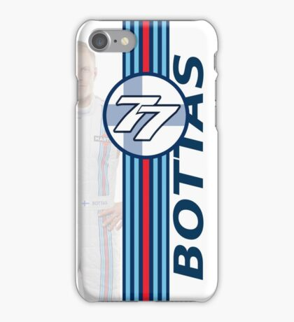 Valterri Bottas design iPhone Case/Skin