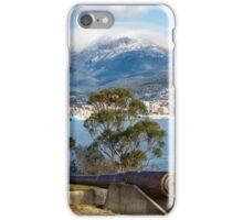 Hobart from Kangaroo Bluff Battery, Tasmania #3 iPhone Case/Skin