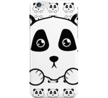 Panda Buddy iPhone Case/Skin