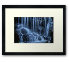 Valley of the Waters. 14-11-10. Framed Print