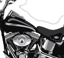 Harley Sticker