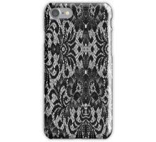Black Lace Iphone Case iPhone Case/Skin