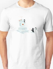 Snowbot is programmed to love T-Shirt