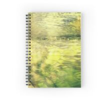 Ondines river Spiral Notebook