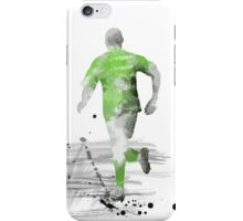 Soccer Player 5 iPhone Case/Skin
