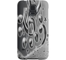 MUSIC NOTES Samsung Case Samsung Galaxy Case/Skin