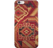 Native American Fabric Iphone Case iPhone Case/Skin