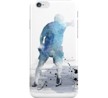 Soccer Player 6 iPhone Case/Skin