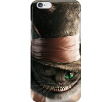 Cat In Alice In Wonderland Iphone Case iPhone Case/Skin