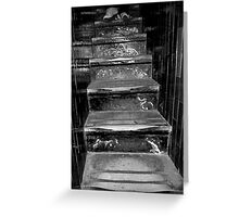 551 Steps Greeting Card