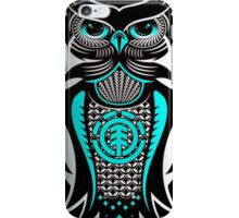 Element Nyjah Night Owl Skateboard Iphone Case iPhone Case/Skin