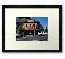 """""""REAL"""" ESTATE Framed Print"""