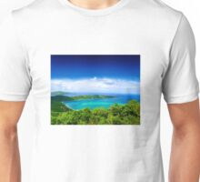 Post Card from Hawaii  Unisex T-Shirt