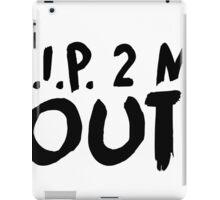 R.I.P. 2 My Youth iPad Case/Skin