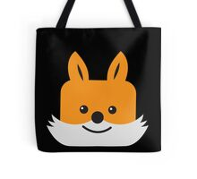 Super cute KAWAII foxy face  Tote Bag