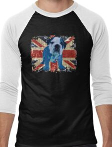 Jack the Bulldog Men's Baseball ¾ T-Shirt