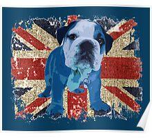 Jack the Bulldog Poster