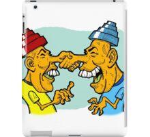Nice To Meet You Spud! iPad Case/Skin