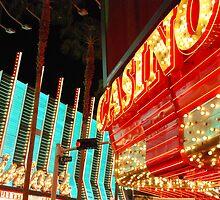 Las Vegas - Binions Casino by kieranmurphy