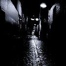 Night Rain by Anthony Hennessy
