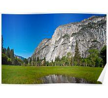 Yosemite National Park - El Capitan Poster