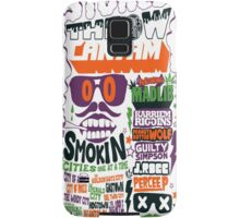 Stones Throw Music Samsung Case Samsung Galaxy Case/Skin