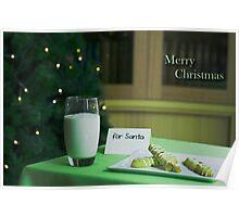 Hopeful Christmas Poster