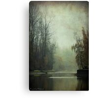 Yesterdays Memories Canvas Print