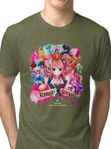 Junko Artwork No.1 Tri-blend T-Shirt