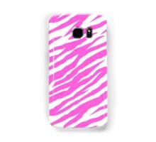 PINK STRIPED GLITTER Samsung Case Samsung Galaxy Case/Skin