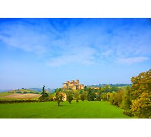 The Italian Castle Photographic Print
