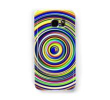 Unique colorful circles  Samsung Galaxy Case/Skin