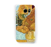 Vincent Willem Van Gogh Sunflowers Samsung Galaxy Case/Skin