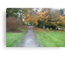 Washington Park Arboretum, Seattle, Washington Canvas Print