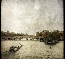 Le Pont Neuf by Marc Loret