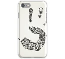 Hand office iPhone Case/Skin