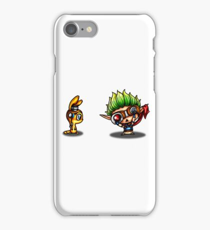 Jak & Daxter Cute iPhone Case/Skin