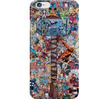 Thor Superhero Comic iPhone Case/Skin