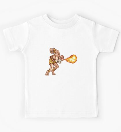 Yoga Flame Kids Tee
